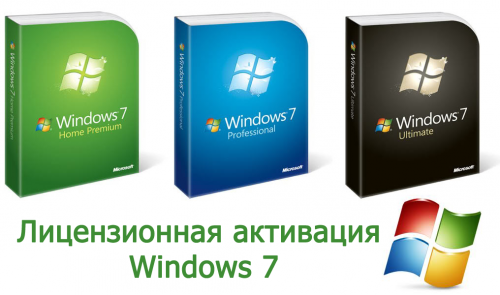 активатор Windows 7 максимальная, активация